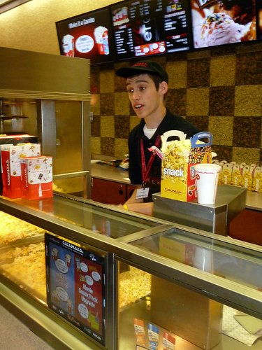 CINEMARK THEATERS TO OFFER HEALTHY SNACKS : Studio Briefing