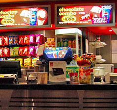 concessions supplies