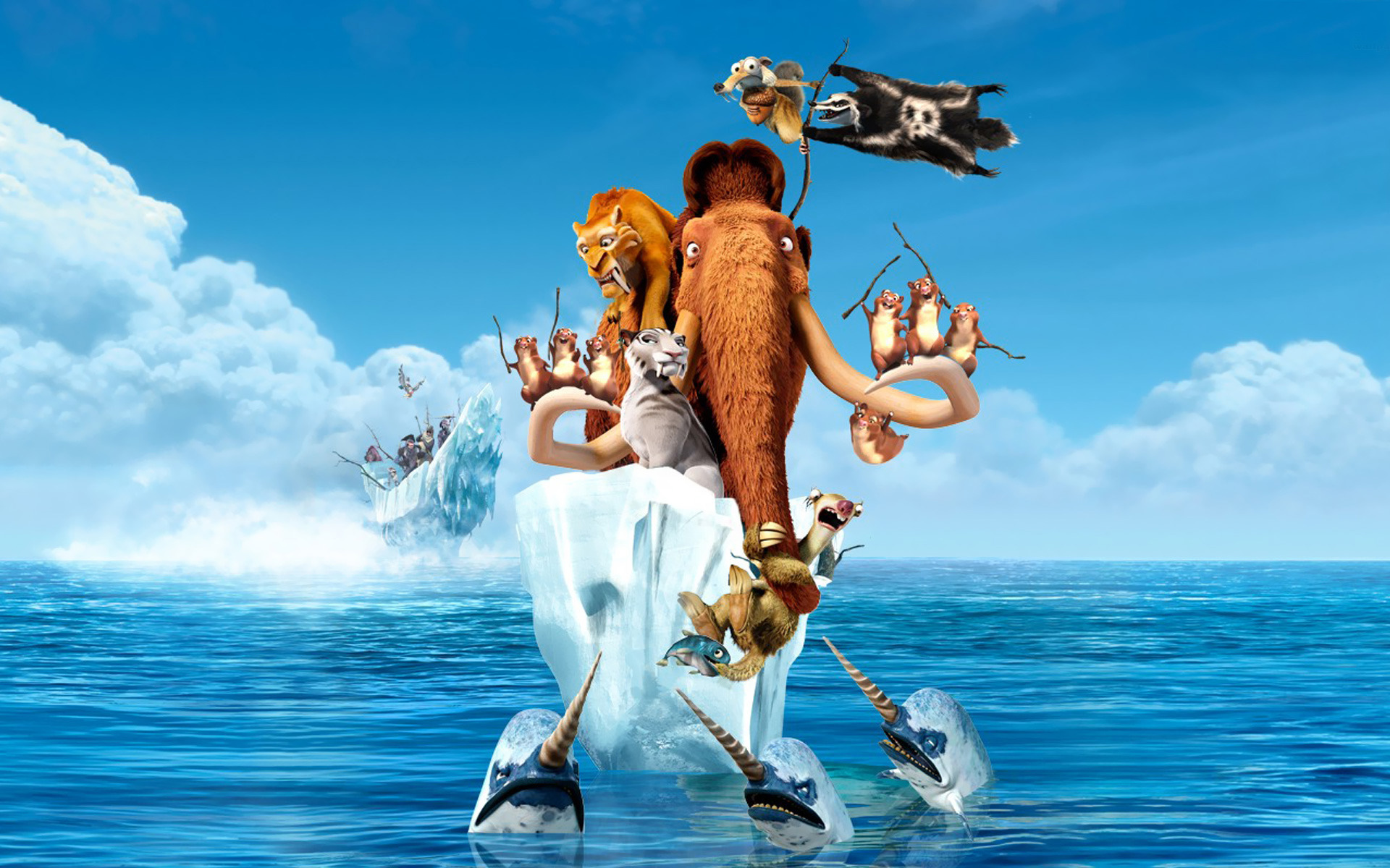 MOVIE REVIEWS: ICE AGE: CONTINENTAL DRIFT
