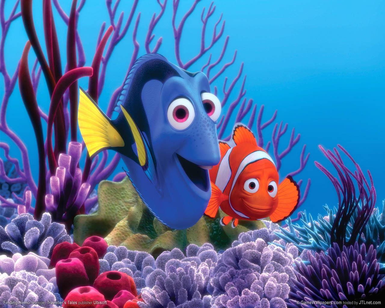 The box office will be swimming with the fishes this weekend according